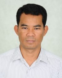 Mr. Tuot Sovannary, BA, MSc, MA,